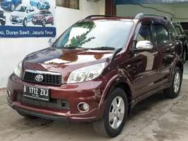 Toyota Rush S AT Thn 2012 TDP 7 jt Good Condition