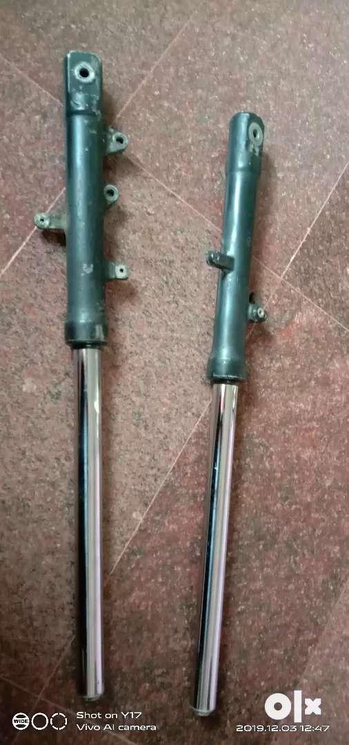 R15 version 1 front fork 0
