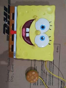 Mainan anak Vtech laptop spongebob bisa ngomong beli di Singapore