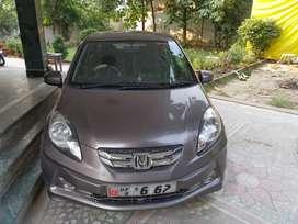 Honda Amaze Car drive karne ke liye Driver chahiye