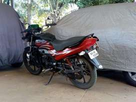Hero Passion 9500 Kms 2016 year
