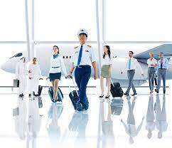 Salary upto 40k- Airport jobs