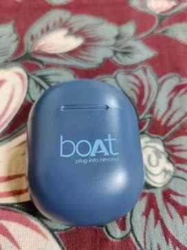 Boat Airdopes 381 ASAP (Bold blue) colour