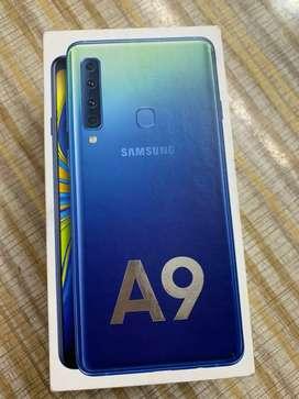 Samsung A9(QUAD CAMERA)