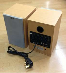 Surf Sound Active Speakers In Good Condition