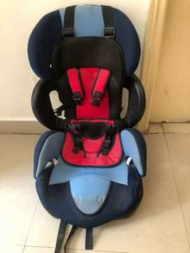 Car Seat with full safety measures