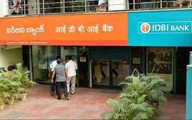 IDBI  Bank process hiring for KYC Verification /Data Entry/ Hindi CCE.