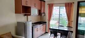 Dijual apartement furnish sudah sertifikat di Mediterania 2