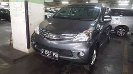 Avanza 1.3G 2013 manual KM 40Rban