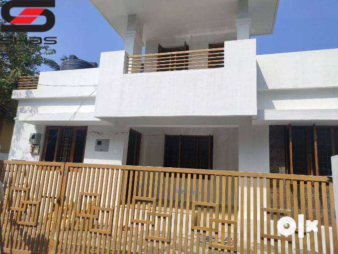 2 BHK residential house for sale in Palakkad, Chandranagar 0