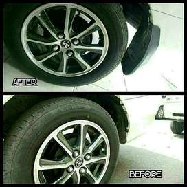 Mud Guard/Kepet Lumpur Calya Sigra 1set 4pcs Include Pasang