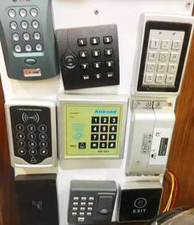 ATTENDANCE MACHINE & ACCESS CONTROL & ELECTRIC DOOR LOCKS