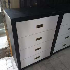 New arrival 4drawers chester double press in best quality