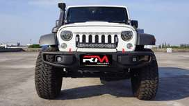 Jeep Wrangler Sport 4x4 Platinum 2.8 CRD AT 2014 Diesel Siap Pakai