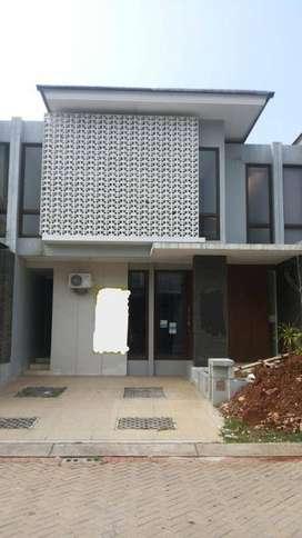 Dijual Rumah Dua Lantai Discovery Lumina Bintaro Jaya Sektor 9