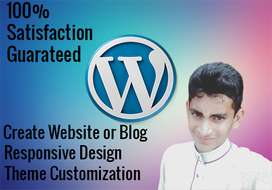 Any type of website at very Cheap Price