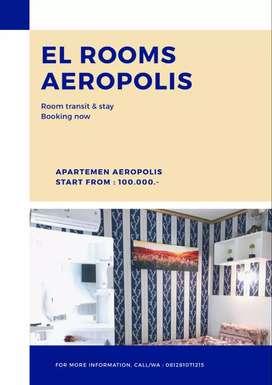 Sewa harian aeropolis