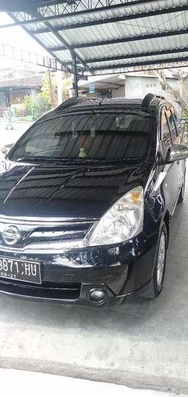 Nissan Grand livina manual xv 1.5