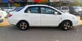 i want to  sale my honda city on urgent with first best offer today .