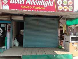 Running hotel..  With all stock