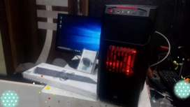 i7 PC for editing, 16gb ram, 240gb SSD, 4gb graphics