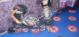 Abroad branded Skating shoes.