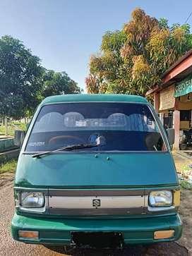 Di jual mobil pick up thun 1988