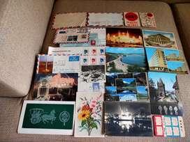 Perangko Langka & Kartu Pos Luar Negeri