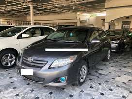 Toyota Corolla On easy installment pay