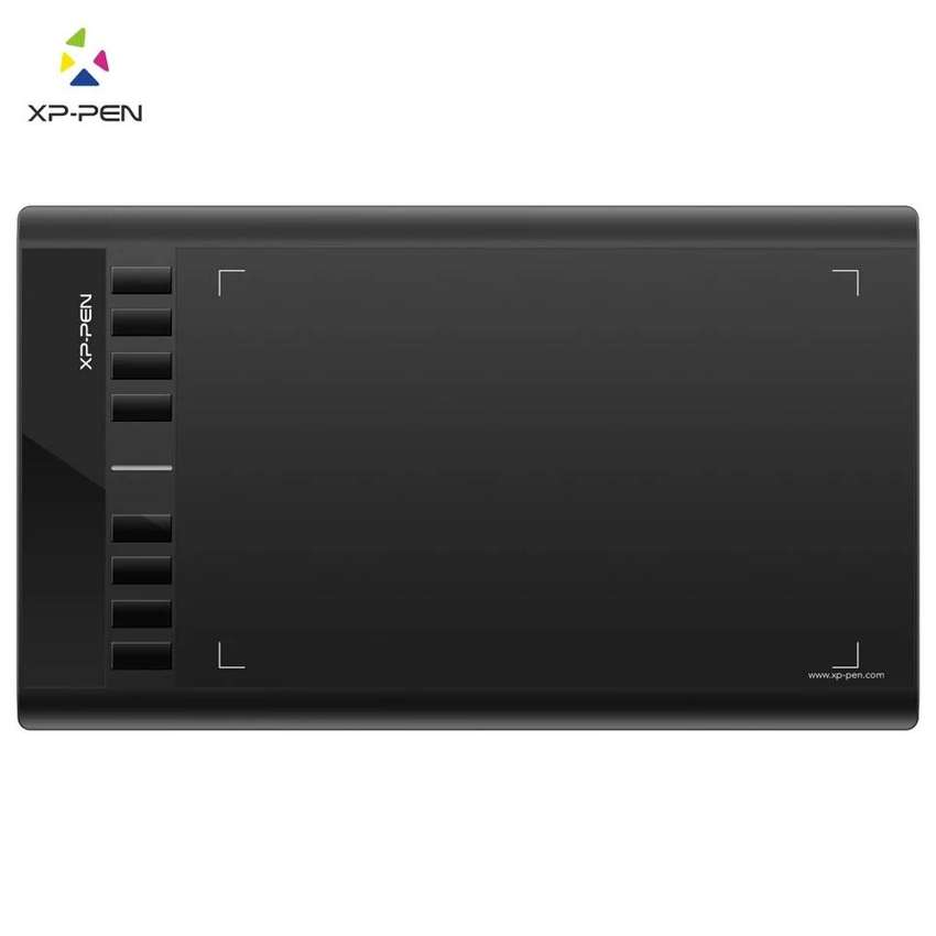 XP-Pen Star03 V-2 Graphic Drawing Tablet 10x6 inch Wacom with 8 key 0