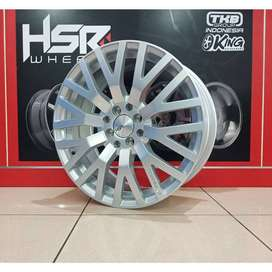 Velg Racing Murah HSR BRITAIN R17 Buat Avanza Mobilio Livina dll,,