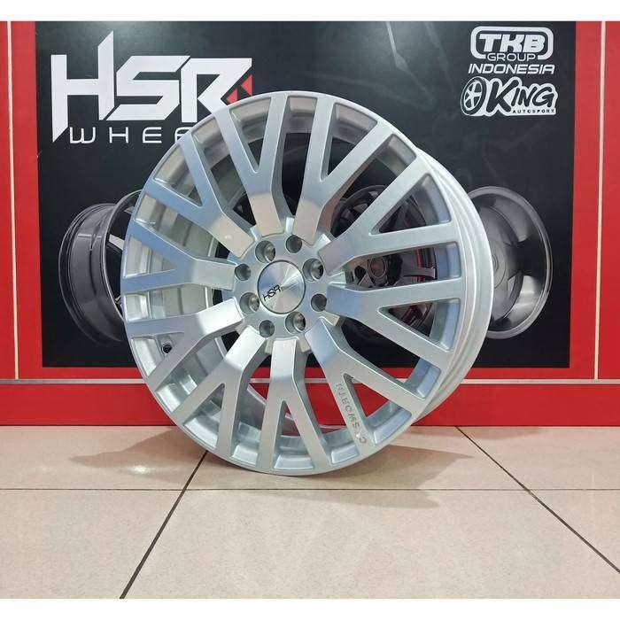 Velg Racing Murah HSR BRITAIN R17 Buat Avanza Mobilio Livina dll,, 0