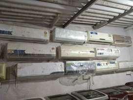 Warranty 1 year delivery free Mumbai with WindowAc /Split ac