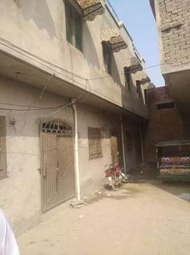 4 different house for xale at motorway chowk lahore