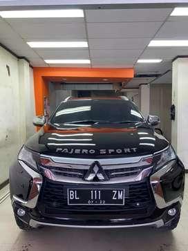 Mitsubishi pajero sport dakar 4x2 ultimate murah