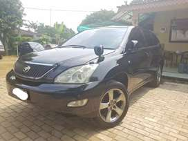 Toyota Harrier 2.4 L 2wd 2004 AT