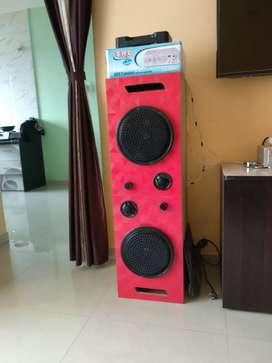 sound system speaker Mike amplifier