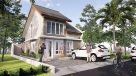 Rumah mewah 2lantai murah di utara ringin purwomartani