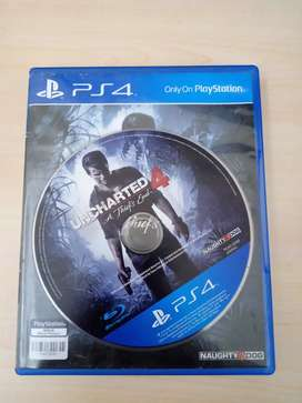 Uncharted 4 ( A Thief End)