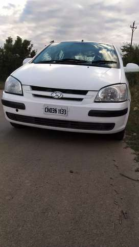 Hyundai Getz 2005 Petrol Well Maintained Top Model.