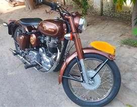 Royal Enfield Kabir Singh model