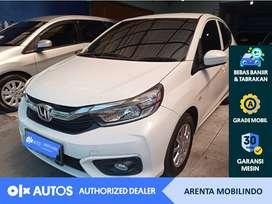 [OLXAutos] Honda Brio Satya 1.2 E Bensin 2019 A/T Putih #Arenta