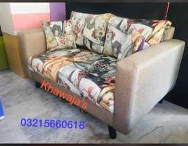 2 seater Ready stock brand new ( khawaja's Fix price shop
