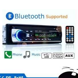 Tape Audio Multifungsi Bluetooth USB AUX FM Radio Plus Remote