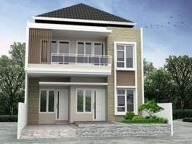 Desain rumah murah meriah