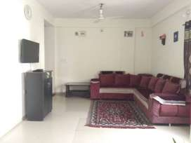 3BHK Semi Furnish Flat Available for Sell At New Karelibaug