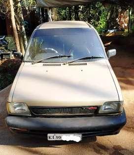 2000 Maruthi 800 AC