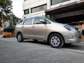 Toyota Innova 2.5 GX BS III 7 STR, 2007, Diesel
