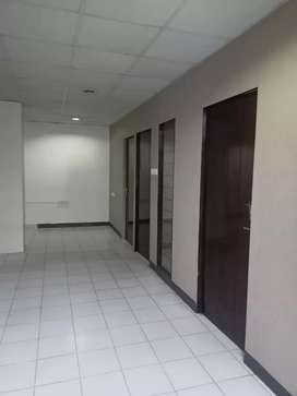 800 sqft office next to The Park Hotel