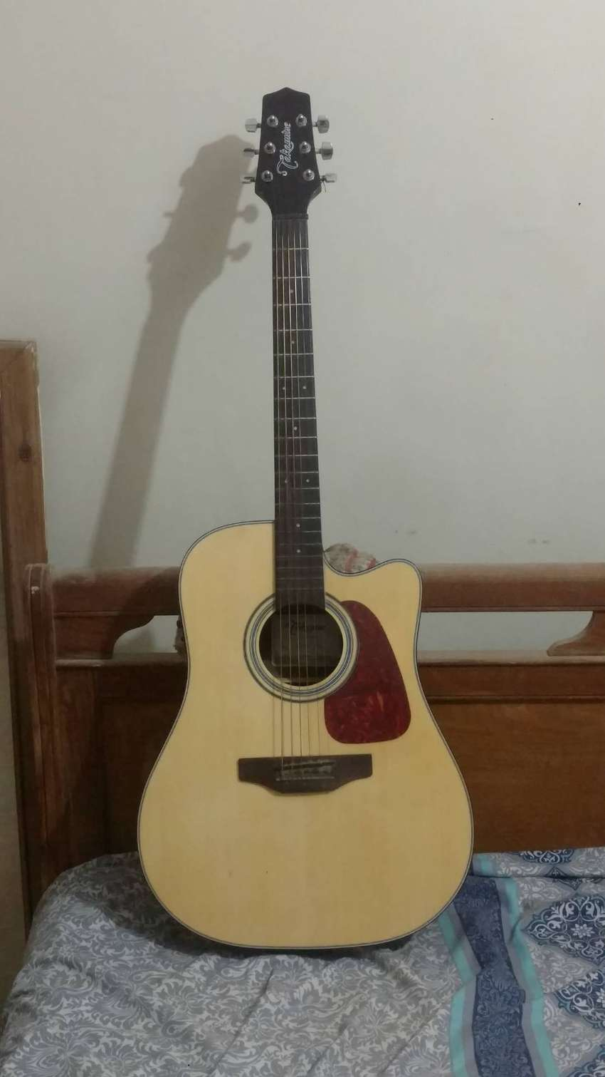 Takamine GD15CE Semi Acoustic Guitar very good condition for sale 0